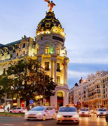 Cheap Car Rentals in Madrid - Cheapflightsfares